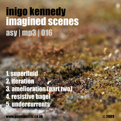 [Asymmetric | MP3 016] Inigo Kennedy - Imagined Scenes