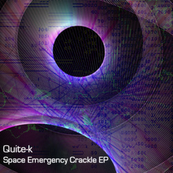 [deepx079] Quite-k - Space Emergency Crackle EP