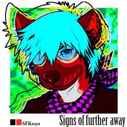 [sfk020] Various Artists  - Signs of further away