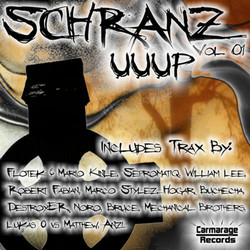 Various Artists - Schranz Uuup (unmixed tracks)