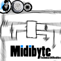 [sfr049] Midibyte  - Technical difficulties EP