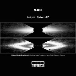 [ML003] Juri-jah  - Pictoris EP