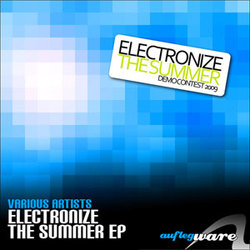 [alw032] Various Artists - Electronize the Summer EP
