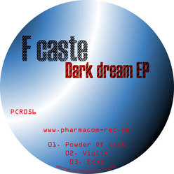 [PCR056] F Caste - Dark Dream EP