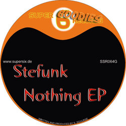 [SSR064G] Stefunk  - Nothing EP