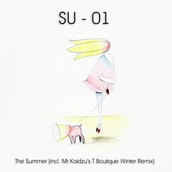 [deepx088] SU - 01 - The Summer (incl. Mr Kaidzu's T Boutique Winter Remix)