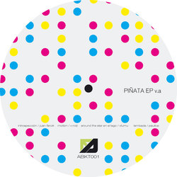 [abkt001] Various Artists - Piñata EP