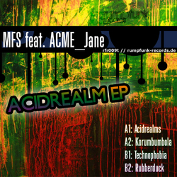 [RFR09T] MFS feat ACME Jane  - Acidrealm EP