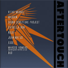 [qbs-010] Various Artists  - Aftertouch