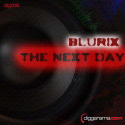 [dig035] Blurix - The Next Day EP