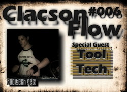 ToolTech  - Clacson flow 006 dj set - exclusive podcast mix