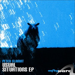 [alw036] Peter Clamat - Usual Situations EP