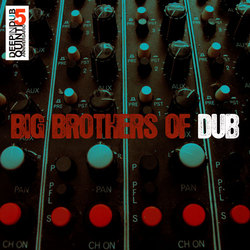 [did-038] Maurizio Miceli - Big Brothers Of Dub