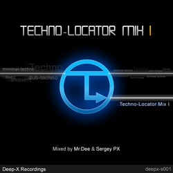 [deepx-s001] Various Artists - Techno-Locator Mix I