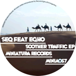 [miniatura044] SeQ - Soother Traffic EP
