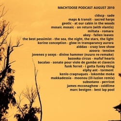 Machtdose - Podcast August 2010