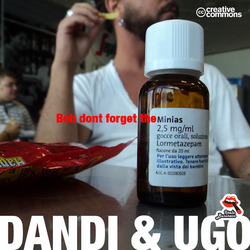 Dj Dandi & Ugo - Bob Dont Forget The Minias