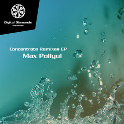 [dd017] Max Pollyul - Concentrate Remixes EP