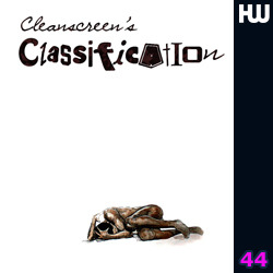 [hw044] Cleanscreen - Classification