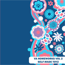 [hw032] Various Artists - Homeworks Part Two: Self-Made Toyz