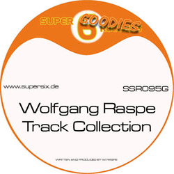 [SSR095G] Wolfgang Raspe  - Track Collection