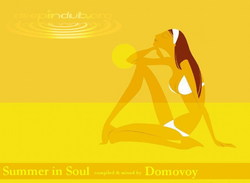 [gmix-030] Domovoy - Summer In Soul