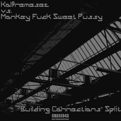 [chase 043] Kol9remesez vs. Monkey Fuck Sweet Pussy - Building Connections Split