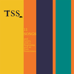 [brhnet21] TSS Tortue Super Sonic  - 11 Songs and Lyrics, with a Beginning and an End, Sometimes