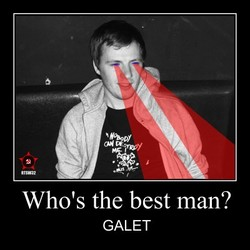 [RTSW32] Galet - Who's The Best Man?