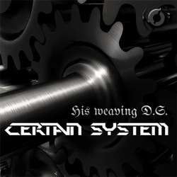 [lsd25006] His weaving D.S. - Certain System EP