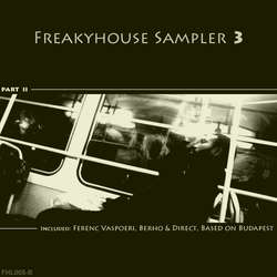 [fhl005] Various Artists - Freakyhouse sampler 3 (part 2)