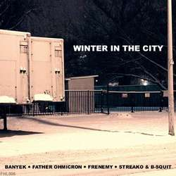 [fhl006] Various Artists - Winter in the city