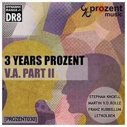 [prozent030] Various Artists - 3 Years Prozent Part Two