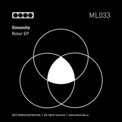 [ML033] Sinuosity - Rotor EP