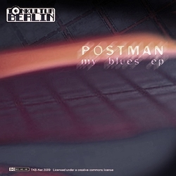 [tkbnet13] Postman - My Blues EP
