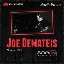 [DTMIX068] Joe Demateis - Death Techno Mix 068