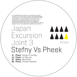 [ARCHPL017 ] Pheek vs Stefny  - Japan Excursion Joint 3