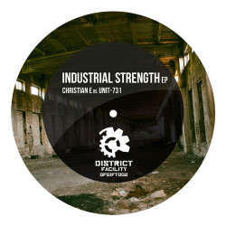 [DFGIFT002] Christian E vs. UNIT-731 - Industrial Strength EP