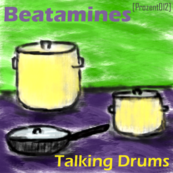 [prozent012] Beatamines  - Talking Drums