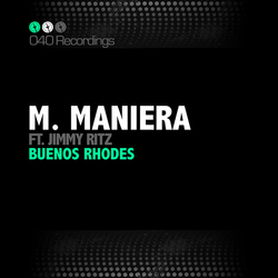 M. Maniera ft. Jimmy Ritz - Buenos Rhodes